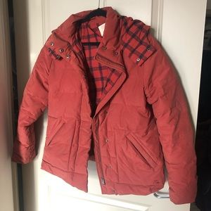 Quicksilver Winter Coat